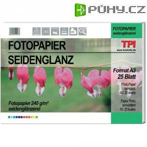 Fotopapír TPI A3 240G 25 listů POLOLESK