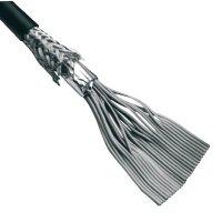Plochý kabel 3M 3659-14 SF (80610802003), stíněný, 1 m