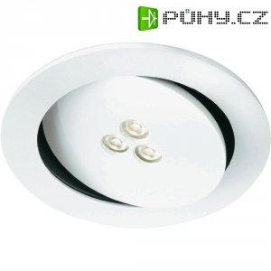 Vestavné LED osvětlení Philips Sculptor, 1x 7,5 W, bílá/hliník (579623116)