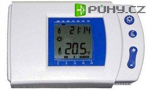 Prostorový termostat HP-510 programovatelný
