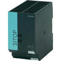 Spínaný síťový zdroj Siemens SITOP PSU100S 24 V/DC/ 10 A na DIN lištu