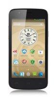Prestigio MultiPhone 5504 DUO, tmavě chromový (PSP5504DUOMETAL)