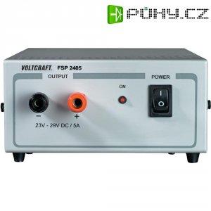Spínaný síťový zdroj Voltcraft FSP-2405, 24 VDC, 5 A