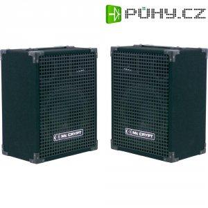 Kompaktní reproduktory Mc Crypt BB 1080-II, 4 ohm, 94 dB, 120/300 W