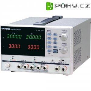 Laboratorní síťový zdroj GW Instek GPD-3303S, 1 mV - 30 V , 1 mA - 3 A
