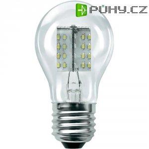 LED žárovka, 50667, E27, 4,1 W, 230 V, 100 mm, stmívatelná, teplá bílá