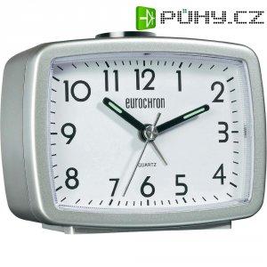 Analogový budík Eurochron EQW 1100, A703C2, 90 x 72 x 43 mm, šedá