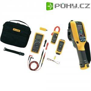 Termokamera Fluke TIR125 + FLK-CNX 3000 HVAC + digitální multimetr
