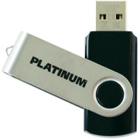 Flash disk Platinum Twister 64GB černý