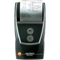 Tiskárna protokolů testo, 0554 0549