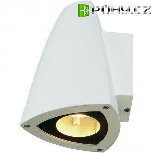 Venkovní nástěnné svítidlo SLV Conehead 231701, GU10, bílá