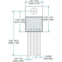 MOSFET/IGBT drivers IXYS IXDN609CI, TO 220
