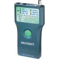 Kabelový tester Voltcraft CT-5