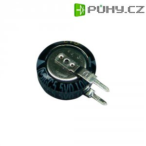 Kondenzátor elektrolytický Panasonic EECS0HD224V, 0,22 F, 5,5 V, 30 %, 5 x 10,5 mm