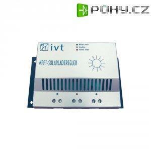 Solární regulátor nabíjení IVT MPPT-Controller 18317, 10 A, 12 V, 24 V