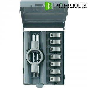 Sada závitnic Toolcraft HSSG M3-M12, 8 ks