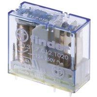 Print relé Finder 40.31.7.024.1320, 12 A, 3,5 mm, 400 V/AC (AC1) 3000 VA
