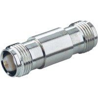 Adaptér TNC zásuvka / TNC zásuvka BKL Electronic 405073, 50 Ω, TNC adaptér, Delrin, rovný