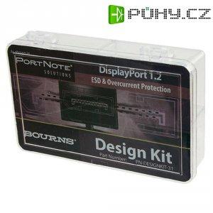 Sada k ochraně USB 1.2 obvodů Bourns PN-Designkit-31