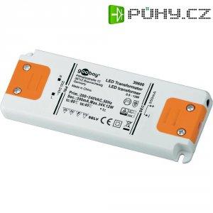 Vestavný LED driver Goobay Set CC, 0 - 12 VDC, 350 mA, 12 W
