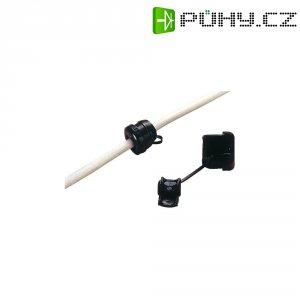 Odlehčení od tahu KSS SRR6P1, 15,9 x 14 x 14,8 mm, černá
