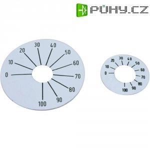 Prahová stupnice samolepicí 270 ° Mentor 8133.2241 1 ks