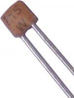 1n5/40V TK744, keramický kondenzátor