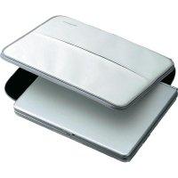Neoprenové ochranné pouzdro pro notebook Elecom Zeroshock 3, 27 - 28 cm, bílé
