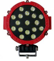 Pracovní světlo LED 10-30V/51W, dálkové DOPRODEJ