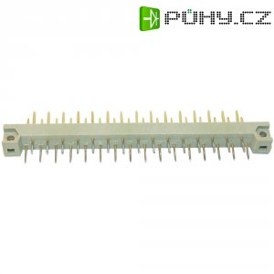 Pinová lišta Conec 101E10019X, DIN 41617, 13pólová, 3,8 mm