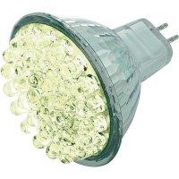 LED žárovka, 8632C4a-1, GU5.3, 1,6 W, 12 V, 52 mm, studená bílá