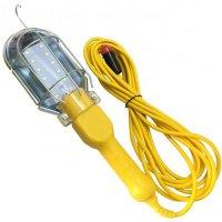 Svítidlo LED 12X přenosné transportka 12V,přívod 5m