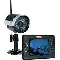 """Bezdrátová venkovní kamera Abus, TVAC15000A, s TFT monitorem 3,5\"""", 400 TVL, 2,4 GHz"""
