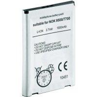 Li-Ion akumulátor pro Nokia telefony 763474, 1000 mAh