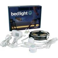 Dekorační LED osvětlení Bedlight Stripes se 2 pohybovými senzory (0144040141)