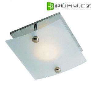 Stropní svítidlo SLV Twister 111112, GU5.3, MR16, 50 W, chrom/hliník/sklo