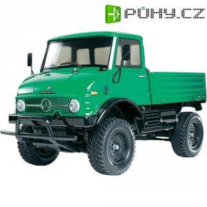 RC model EP Crawler Tamiya Unimog 406, CC-01, 1:10, 4WD, stavebnice