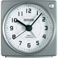 Analogový DCF budík Eurochron EFW 4001, T063c2a672216, 75 x 75 x 42 mm, šedá
