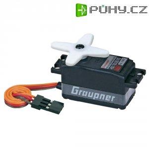 Speciální Brushless servo Graupner HBS 790 BB MG, JR konektor