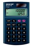 Kalkulátor kapesní SENCOR SEC 221/ 8E DUAL (EURO)