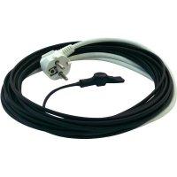 Topný kabel s ochranným termostatem Arnold Rak HK-25.0-F, 230 V/375 W, 25 m
