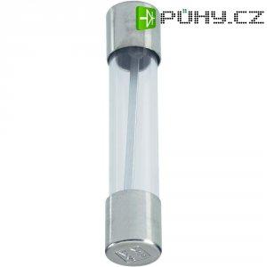 Jemná pojistka ESKA rychlá 140031, 32 V, 20 A, skleněná trubice, 6,3 mm x 32 mm