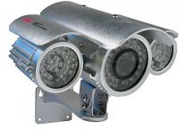 Kamera color CCD JK-512, objektiv 6mm,IR 100m