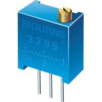 Trimr THT Bourns 3296W-1-504LF, 500 kΩ, ± 10 %, 0,5 W