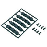 Držák příčného ramena nápravy spodní Reely, sbíhavost 0 - 3°, 1:8 (MV162D4)