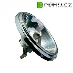 Halogenová žárovka Paulmann, 12 V, 40 W, G53, Ø 111 mm, stmívatelná, stříbrná