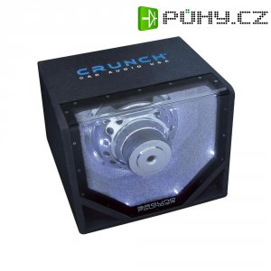 Subwoofer Crunch GroundPounder GPX-8BP, 400 W