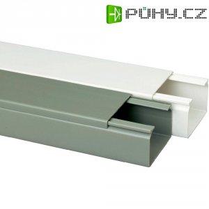 Elektroinstalační lišta Heidemann, 09982, 60x40 mm, 2 m, bílá