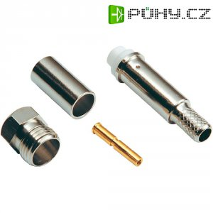 Krimpovací konektor BKL Electronic 412003, Low Loss