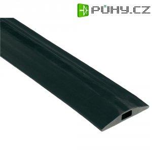 Kabelový můstek Snap Fit Vulcascot VUS-001 Standard, 3000 x 68 x 11 mm, černá